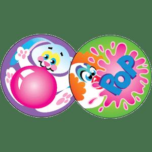 Kids Choice - Stinky Stickers (480 stickers, 48 designs)-2991