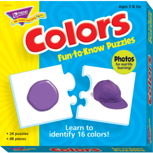 Colors - Fun To Know Puzzles-0