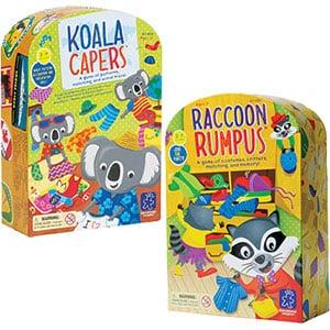 Raccon Rumpus + Koala Capers Bundle-0
