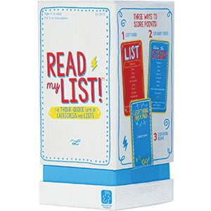 Read My List-0