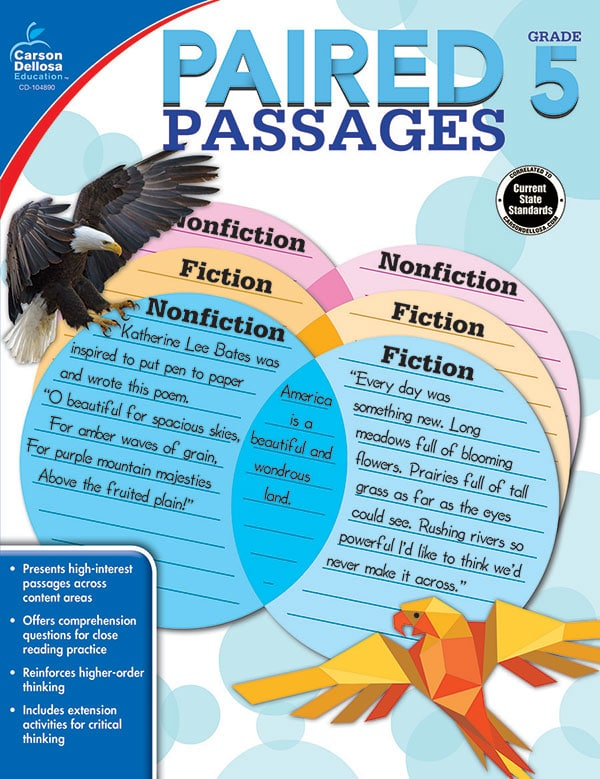 Paired Passages Grades 4-6-3677