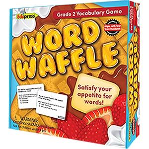 Word Waffle: Grade 2-0