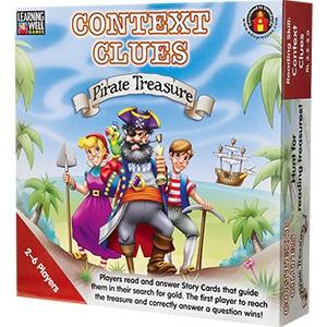 Context Clues - Pirate Treasure-0