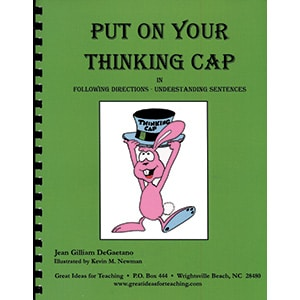 Put On Your Thinking Cap-0