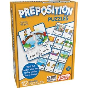 Preposition Puzzle-5266