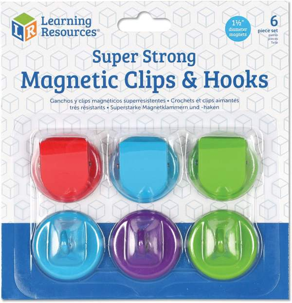 Super Strong Magnetic Clips and Hooks-0
