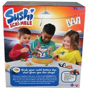 Sushi Scramble Game-0