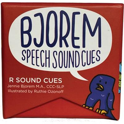 Bjorem Speech Sound Cues- R Sound Cards-0
