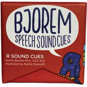Bjorem Speech Sound Cues- R Sound Cards-0