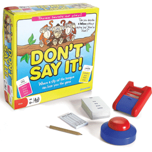 Don't Say It!-0
