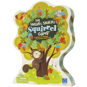 Sneaky, Snacky Squirrel Game-0