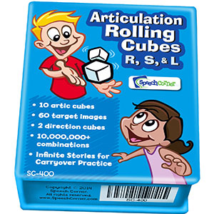Articulation Rolling Cubes R/S/L-0