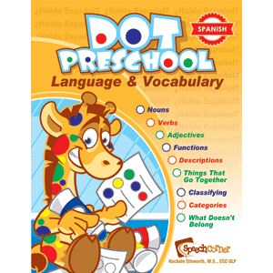 Dot Preschool Language & Vocabulary