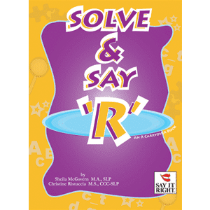 Solve Then Say R-0