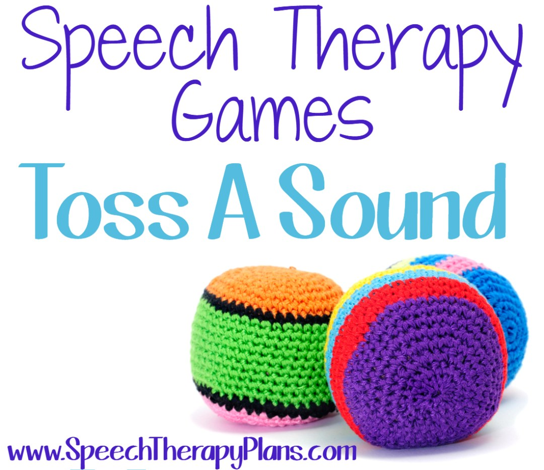 Speech Therapy Games