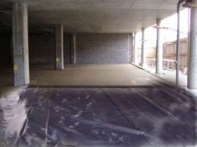 screed guarantee BS8204:2003