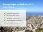 Trainingslager-Mallorca