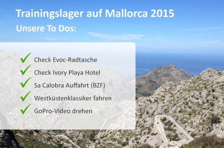 Trainingslager-Mallorca