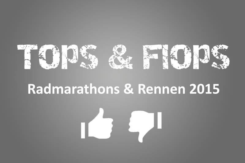 Radmarathons 2015