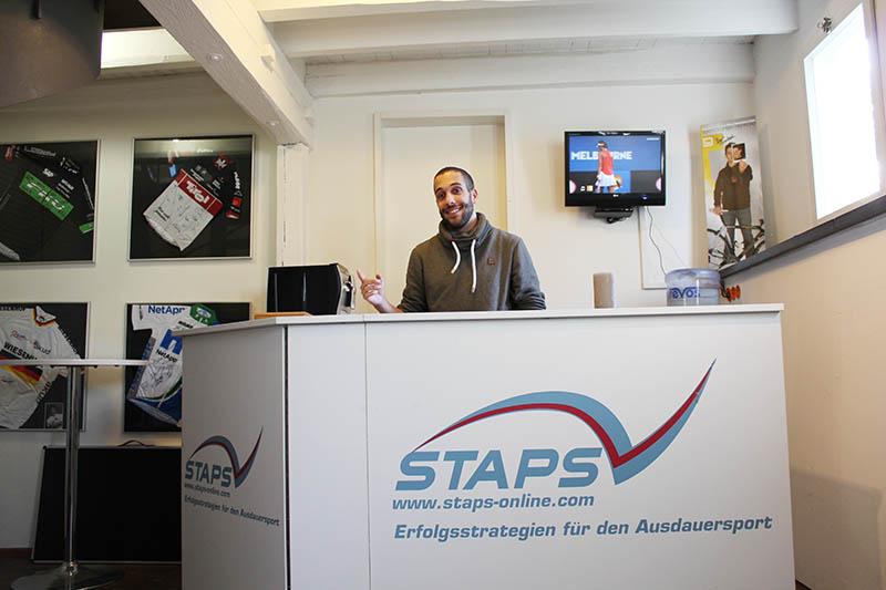 STAPS Leistungsdiagnostik