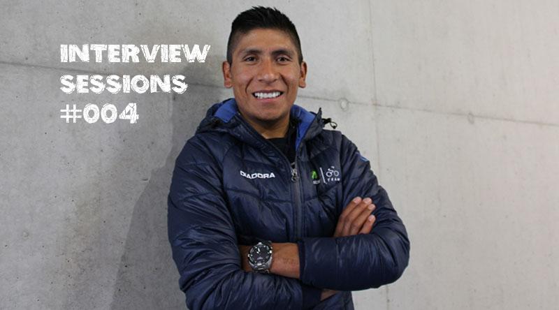Nairo Quintana Interview