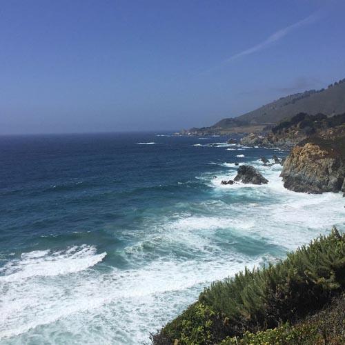 Kalifornien-Urlaub