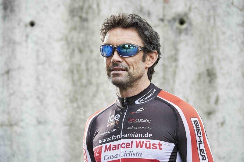Marcel Wüst Sonnebrille