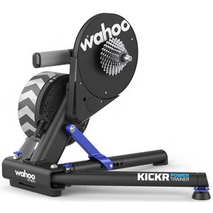 Wahoo Fitness Kickr Rollentrainer Test