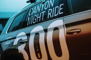 Canyon Night Ride 300