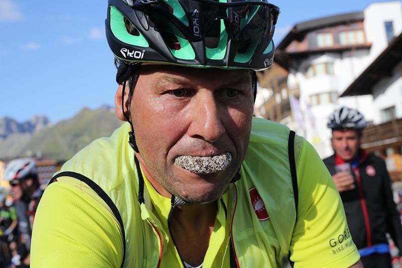 Ernährung beim Ötztaler Radmarathon