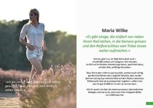 Social Media Influencerin Maria Wilke
