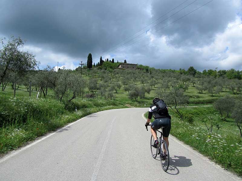 Velotour Toscana