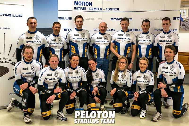 Peloton Stabilus Team