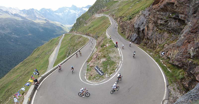 Trainingsplan Ötztaler Radmarathon