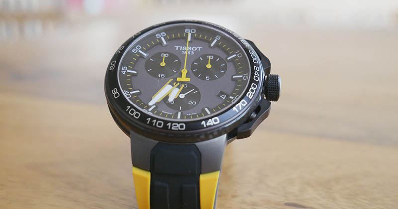 Tissot T-Race Cycling Tour de France Edition