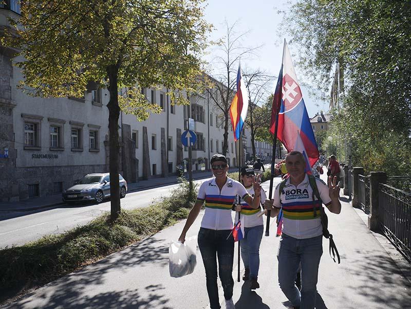 UCI WM Innsbruck