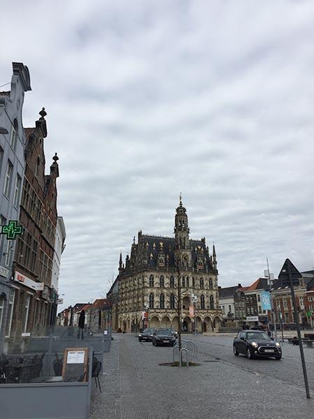Oudenaarde, Belgien