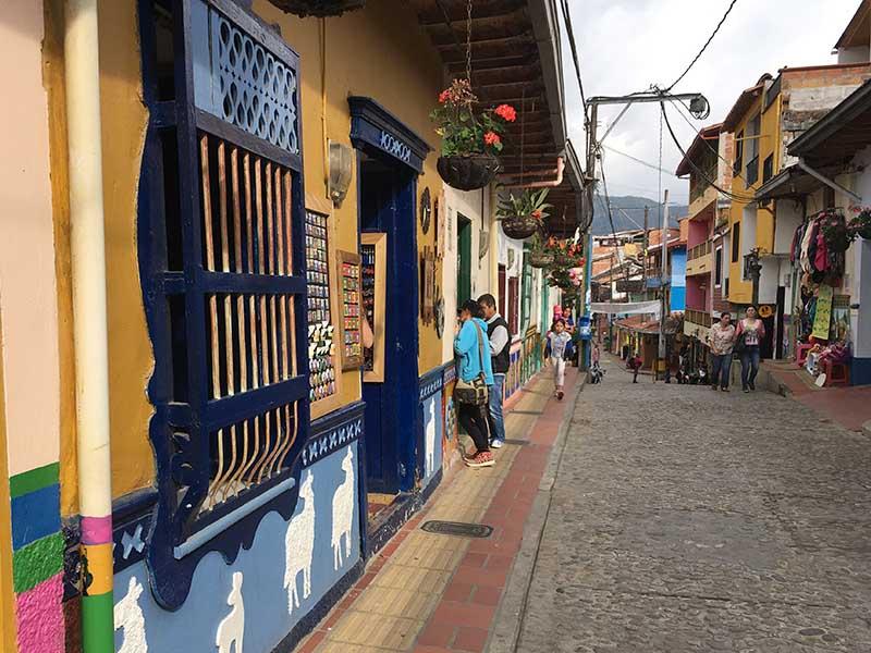 Kolumbien per Rennrad