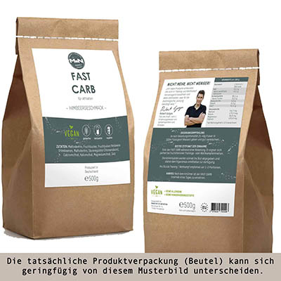 Fast Carb – Ministry of Nutrition