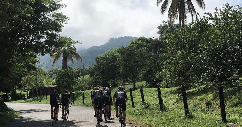 Elite Cycling Colombia Rennradreisen