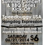 South Bay Customs Summer Concert & BBQ Kick-Off