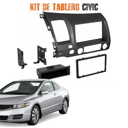 Kit De Tablero Dash Kit Para Honda Civic 2006-2011