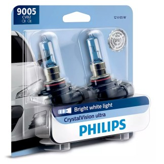 Bombillo Crystal Vision Philips 9005 12V