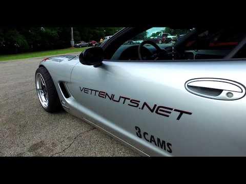 Driver Spotlight Marc Rose C5 Corvette Drifting