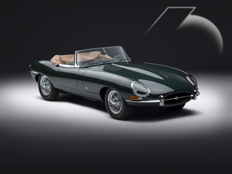 Jaguar Type E Collection 60