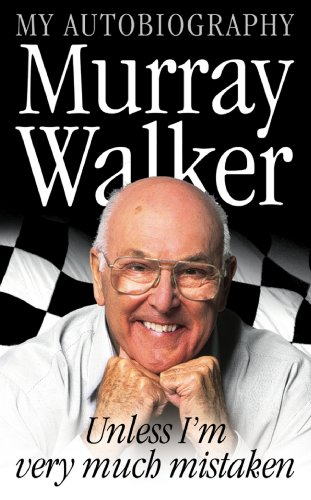 Murray Walker Book
