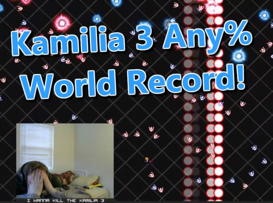 Kamilia 3 World Record