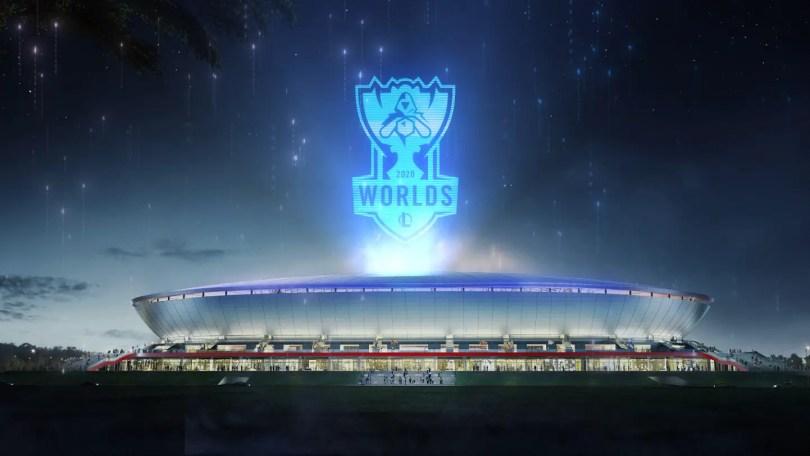 League of Legends 2020 Worlds