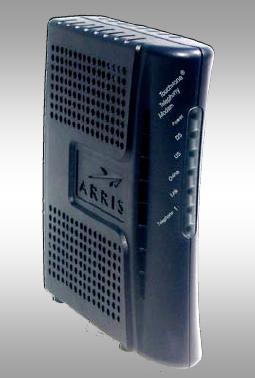 SG :: Arris Touchstone TM601B Cable Modem