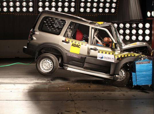 Mahindra Scorpio Global NCAP